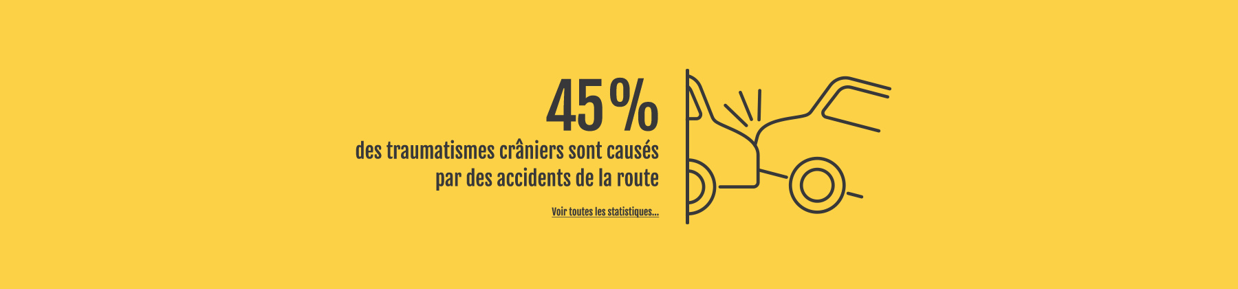 Statistiques accidents