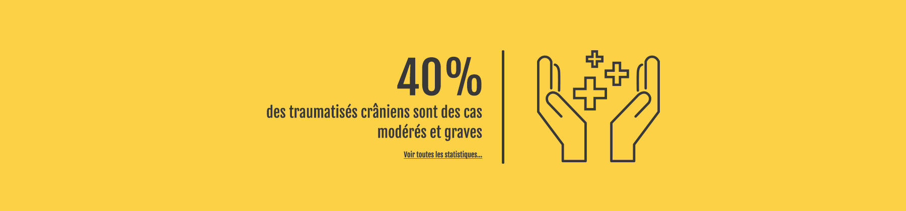 Statistiques modérés et graves